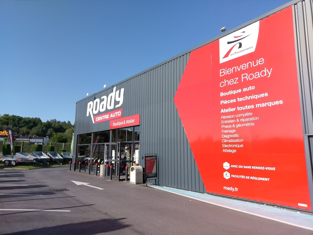 Photo Centre Auto Roady Crépy-en-Valois